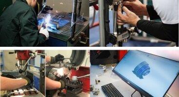 Inžinerinės pramonės technologijų mokymai