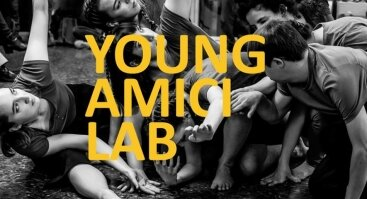 Young Amici Lab ir Aura I Šokio Laboratorija