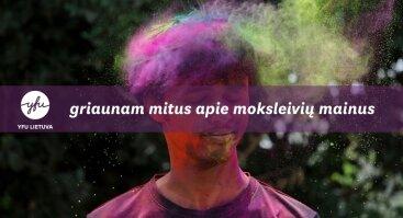 YFU Lietuva: mitai apie mainus