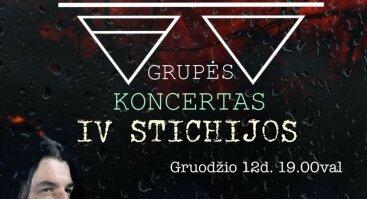 """Koncertas """"IV stichijos"""""""