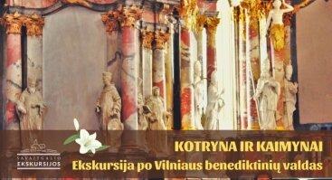 """Ekskursija """"Šv. Kotryna ir kaimynai"""""""