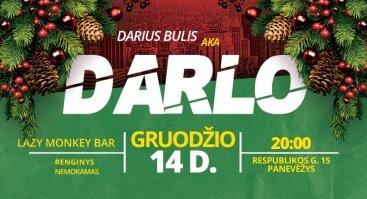 Muzikinis vakaras su DJ DARLO