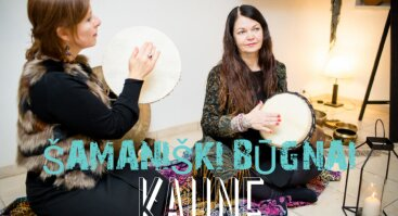Būgnų Terapija Kaune