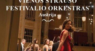 Vienos (Austrija) Štrauso festivalio orkestras