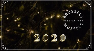 2020 sutiktuvės @ Brussels Mussels