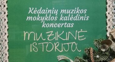 Muzikinė istorija