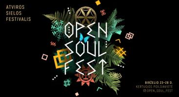 Open Soul Fest - Atviros sielos Festivalis