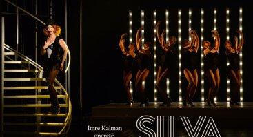 Imre Kalman operetė SILVA