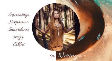 Sąmoningo kvėpavimo + Innerdance sesijų ciklas