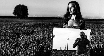 Fotografas ir modelis (personažas) - kūrybinis santykis tarp JŲ