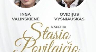 Stasio Povilaičio dainų atminimo gyvo garso koncertas