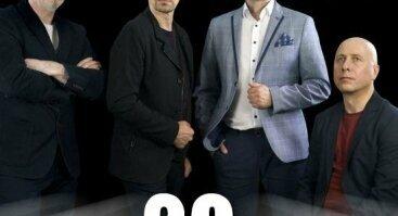 "TABASCO 20-mečio jubiliejinis koncertas ""PRAEIS DIENA"""
