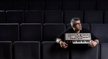 Antano Jasenkos elektroakustinės autorinės muzikos koncertas ir tapybos parodos atidarymas