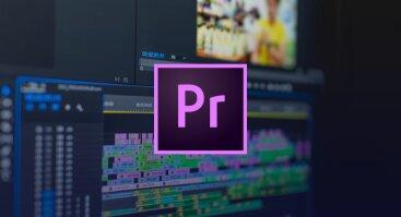 Adobe Premiere pradmenys Vilniuje