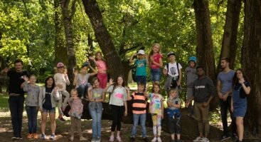 Anglų kalbos dienos stovykla Kaune ir Vilniuje - ANIMAL KINGDOM