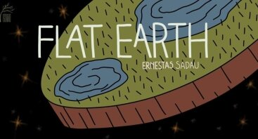 Flat Earth : Ernestas Sadau