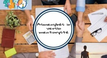 Asmenybės ir verslo mentorystė