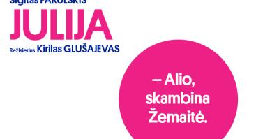 JULIJA || Lietuvos nacionalinis dramos teatras