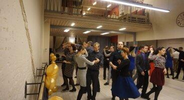 Porinių šokių pamokos pradedantiesiems