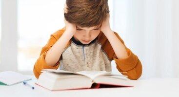 Ankstyvojo skaitymo dirbtuvės 5-6 metų vaikams