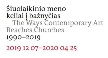 """Diskusija """"Šiuolaikinis menas Lietuvos bažnyčiose?"""""""
