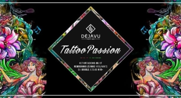 TATTOO PASSION PARTY