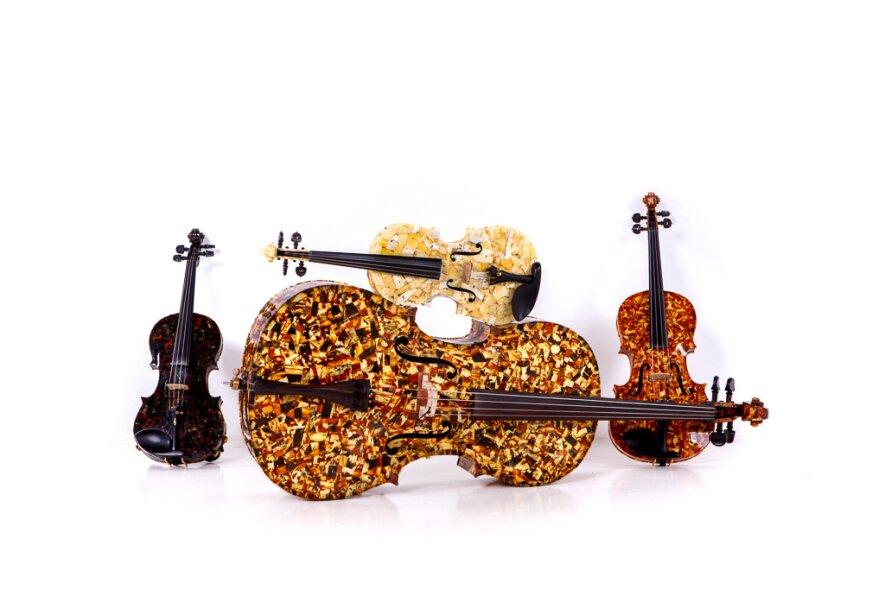 Gintarinių instrumentų kvartetas – Amber Quartet