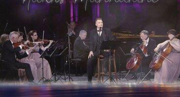 """Česlovas Gabalis ir Vilniaus divertismentas. Romantiškas koncertas """"Naktis Manhatane"""""""