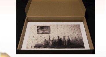 Beno Šarkos fotografijų albumo pristatymas