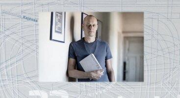 """KAVB knygų klubas: G. Kajėno """"33 portretai: pokalbiai su menininkais"""" pristatymas"""