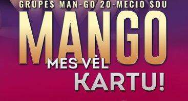MANGO 20-mečio koncertas   Šiauliai