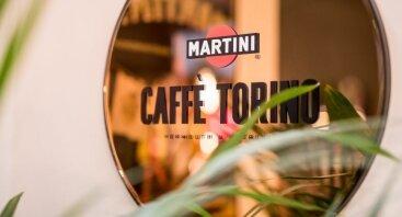 Martini Caffè Torino: degustacinis vakarėlis