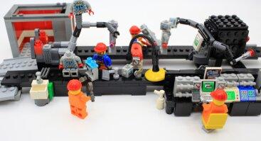 Šeštadieninė S.T.E.M. mokykla su Lego