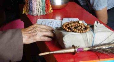 Tibeto medicinos gydytojos ir astrologo paskaitų ciklas