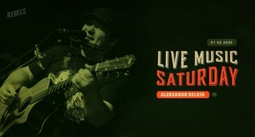 Live Music Saturday: Aleksandr Belkin