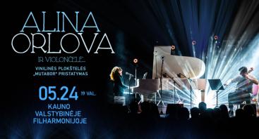 Alina Orlova | MUTABOR | Kauno filharmonija