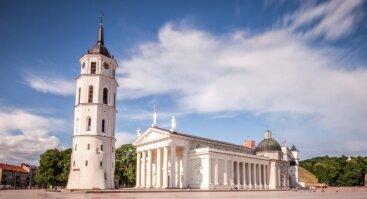 Atšaukta. Vilniaus katedra ir jos požemiai