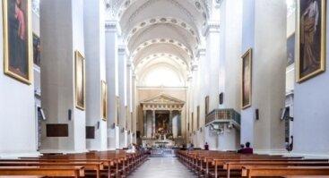 Vilniaus katedros istorija