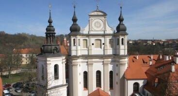 Vilniaus katedros lobyno paslaptys