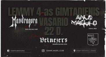 Lemmy klubui 4-veri
