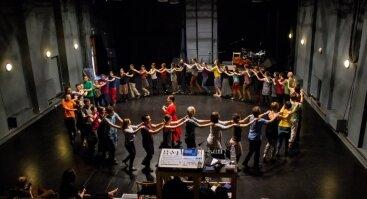 Balfolko šokių pamokos / dance lessons