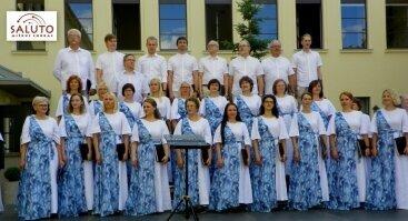 Kauno mišrus choras SALUTO skelbia papildomą vyrų priėmimą, registracija tel: +370 677 89787