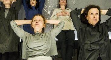 """Oskaro Koršunovo teatras. """"Terapijos"""""""