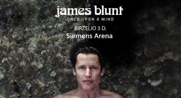 James Blunt - Siemens arena