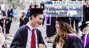 Tarptautinių studijų dienos 2020