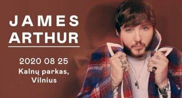 James Arthur | Vilnius