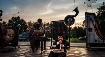 """Spektaklis """"Nojus"""" NERK Į TEATRĄ 2020"""