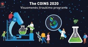 Visuomenės įtraukimo programa The COINS 2020