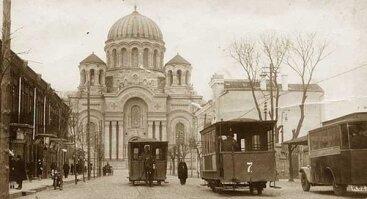 Kai Kaunas buvo Kaunas. Pasivaikščiojimas po Laisvės alėją 1938 m.