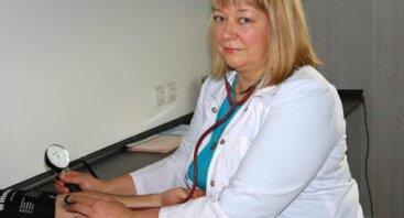 Susitikimas su gydytoja Irena Brogaite